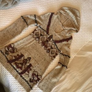 Free People knit sweater. Size: S